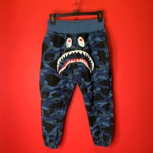 Women s Bape Pants on Poshmark b9b8cce8f